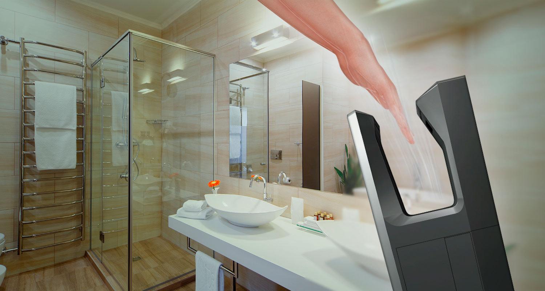 Secadores de mano